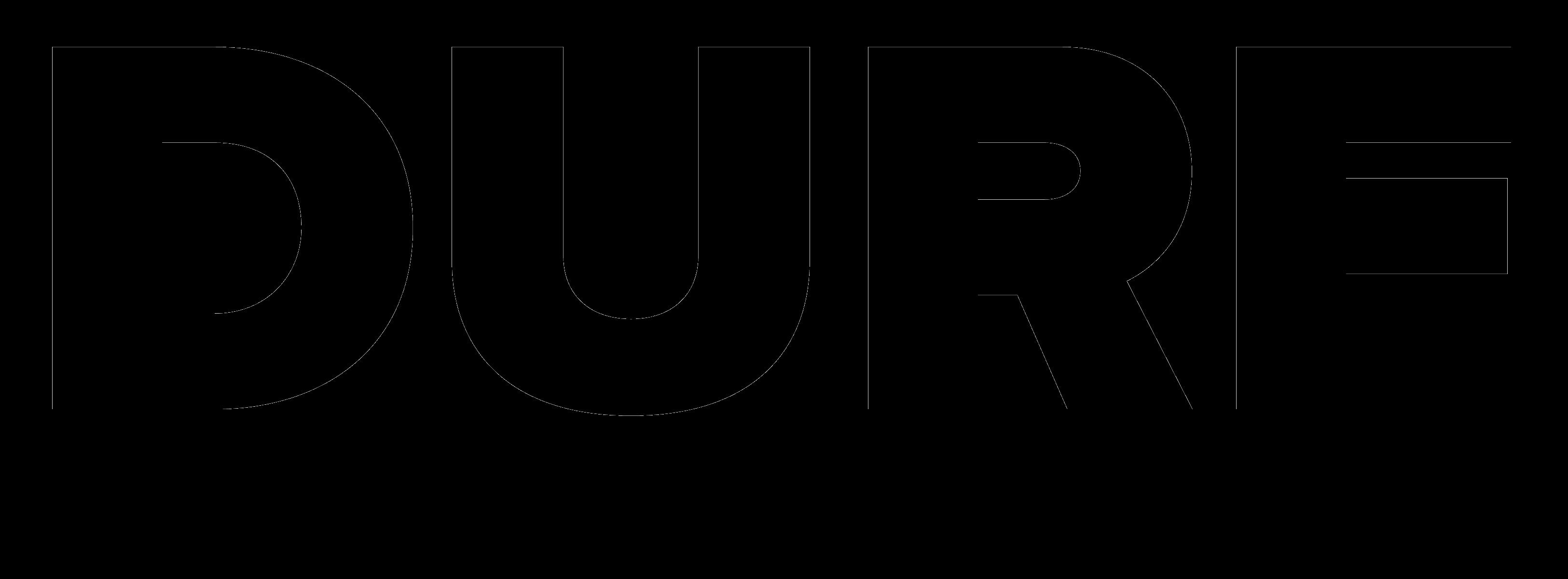 DURF_logo_zwart